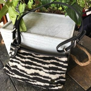 Bag THE SAK Indio Crochet shoulder purse.